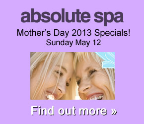 Mother's Day 2013 Specials!