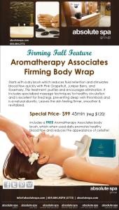 Firming Body Wrap $99